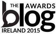 Shortlisted in the Irish Blog Awards 2015